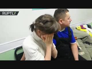 Родители спасённого младенца рассказали, что происходило после обрушения дома в Магнитогорске