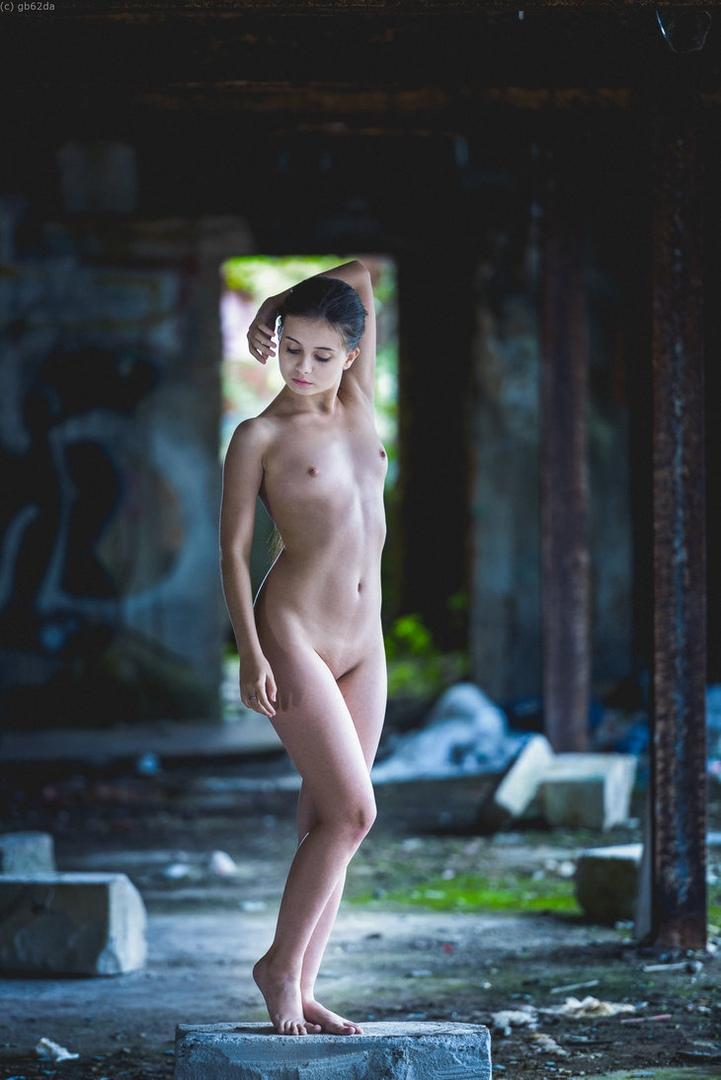 Teen mistresses punish male slave