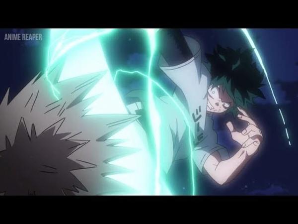 [Full Fight] Deku vs Kacchan Part 2 | The Long Awaited Rematch | Boku no Hero Academia Season 3