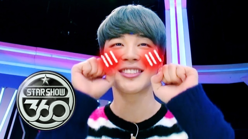 Jimin Claims the he isn't Cute But He's a Natural Cutie Star Show 360 Ep 8