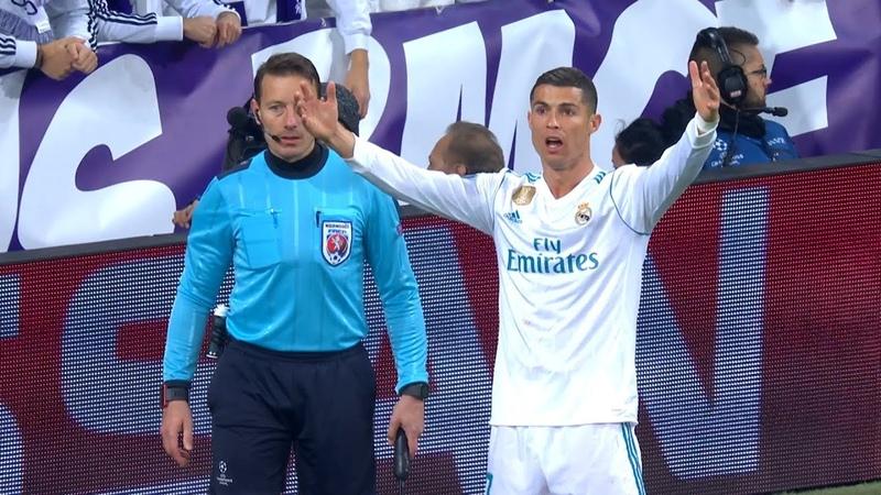Cristiano Ronaldo vs Borussia Dortmund Home HD 1080i (06/12/2017) by 1900FCBFreak