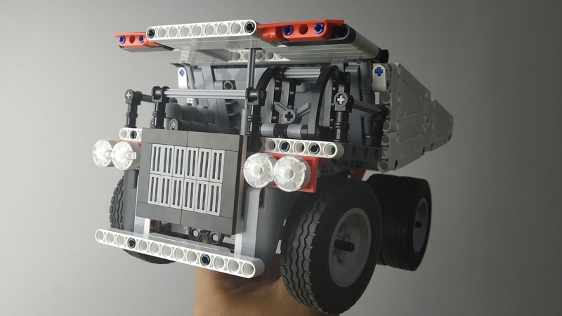 Xiaomi MITU Truck ► конструктор Сяоми! Конкурент LEGO?