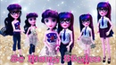 Fashion show with Deluxe Twilight Sparkle So Many Styles Doll