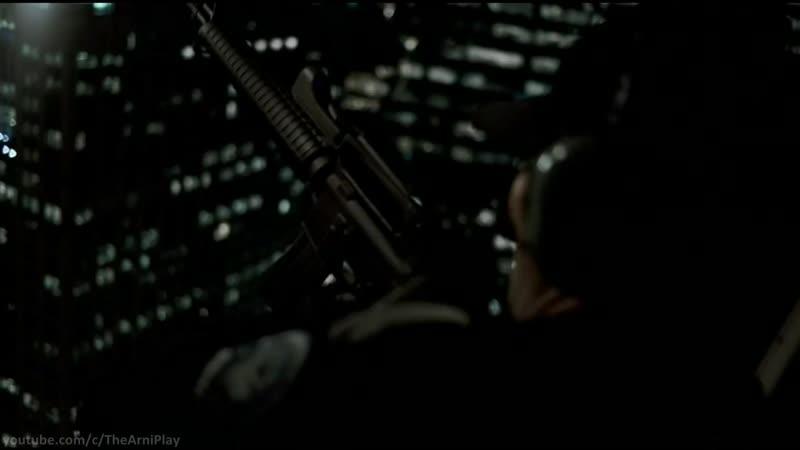 [v-s.mobi]Джокер нападает на полицейский кортеж. Часть 2 Темный рыцарь 2008.mp4