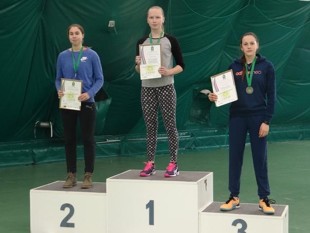 Чемпионат Томска по теннису 2017 года