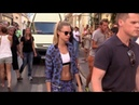 Cara Delevingne doing some shopping in Saint Tropez