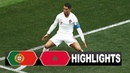 Portugal vs Morocco 1-0 -All Goals & Highlights -20/06/2018 HD World Cup (FH From stands)