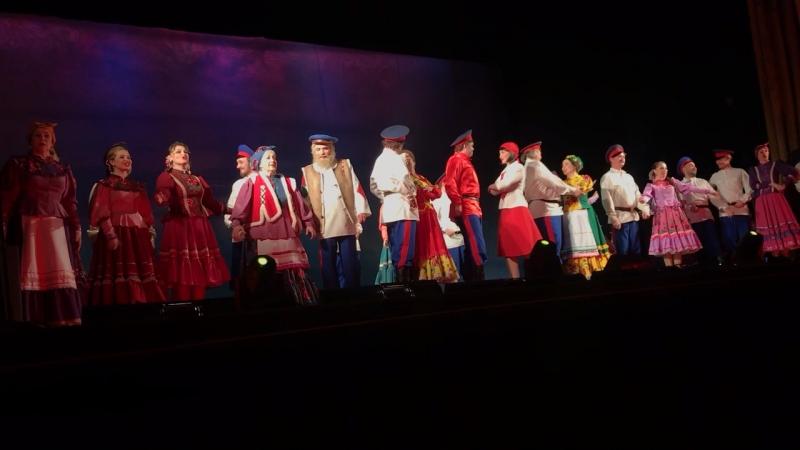 Оперетта «Бабий бунт» по М. Шолохову