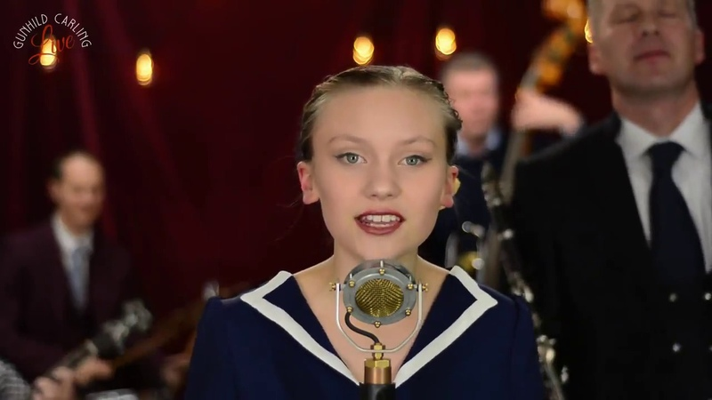 Gunhild Carling Live 49-TV show for Jazz and Vintage Lovers