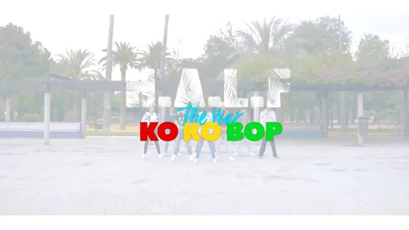 EXO (엑소) - Ko ko bop   [H.A.L.F] KPOP WORLD FESTIVAL SPAIN 2018