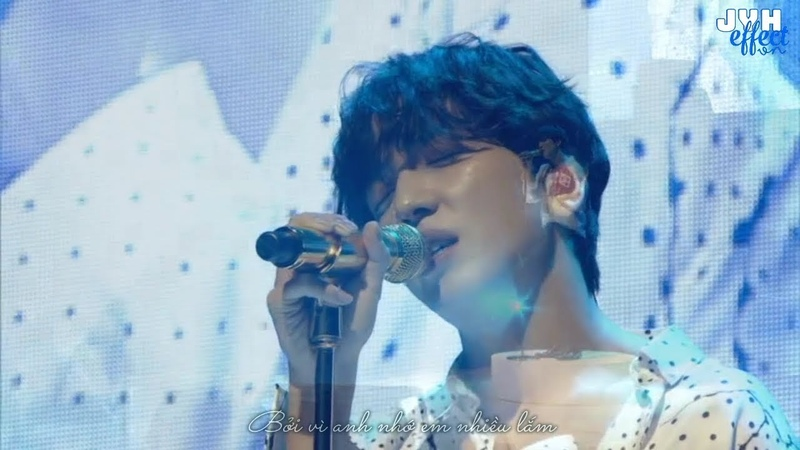 [Vietsub][Perf] Jung Yong Hwa - Because I miss you (Live) @Room 622 in Seoul {JYHeffectvn}