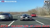 Nissan GT-R Catch me if you can Best Compilation