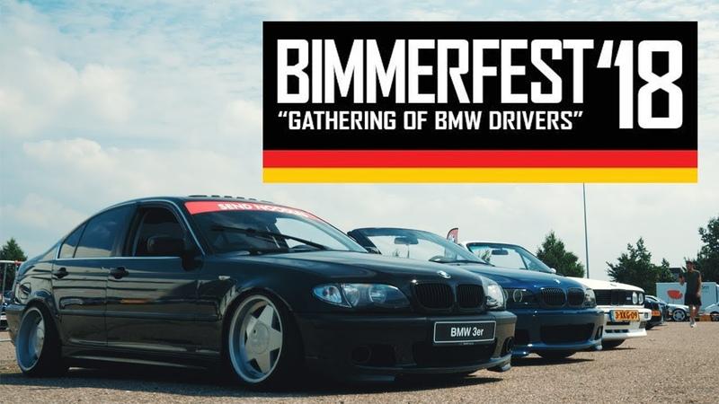 Bimmerfest 2018 - Aftermovie (4K)