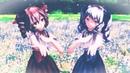 【MMD】Twinkle World Tda式 テト つみ式 鹿島