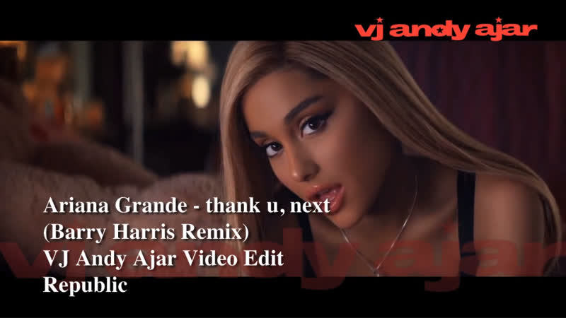 Ariana Grande - thank u, next (Barry Harris Club Mix V2)