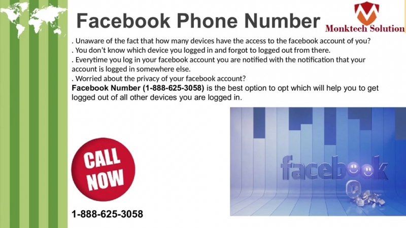 Annoyed By The Unwanted Tags And The Unnecessary Notifications, Facebook Phone Number 1-888-625-3058 Is The Right Thing To Use I