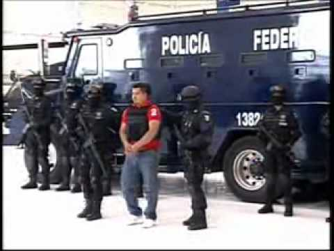 Policía Federal detiene a El Cabrito, jefe de plaza de Los Zetas