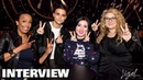 Eric Saade, Sarah Dawn Finer, Marika Carlsson: Melodifestivalen's Hottest New Hip-Hop Trio