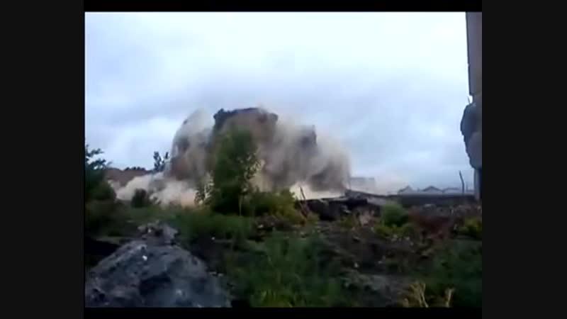 Заброшенные здания Луганская обл. 2013 год