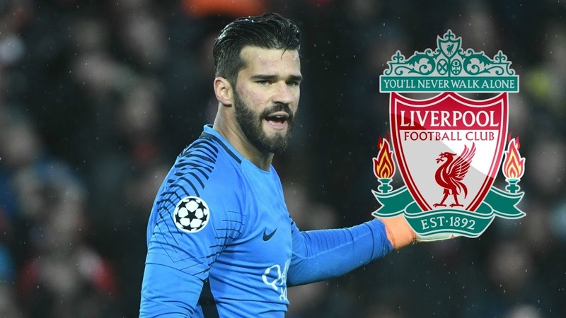 ALISSON Becker | WELCOME to LIVERPOOL | Best SAVES 2018 NEW Highlights | AGREED £66.8MIL