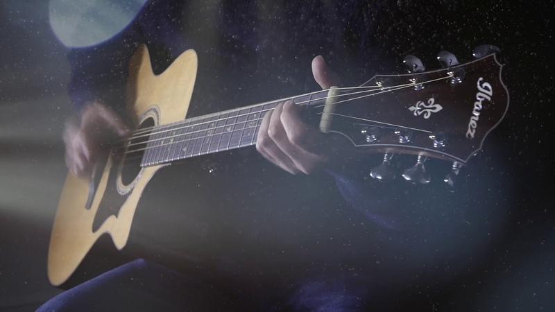 Laney A-FRESCO- 2 | 1min Demo | Portable Acoustic Guitar Amplifier