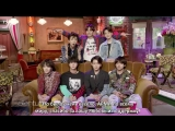 [RUS SUB][25.05.18] BTS Scares Fans on Friends Set @ The Ellen Show