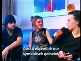 Ville Valo and Mige interview Swiss MTV