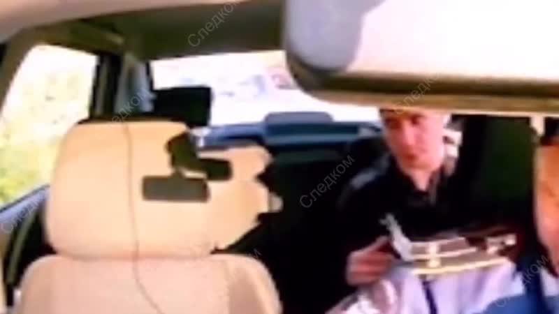Пьяный водитель ударил инспектора ДПС при составлении протокола