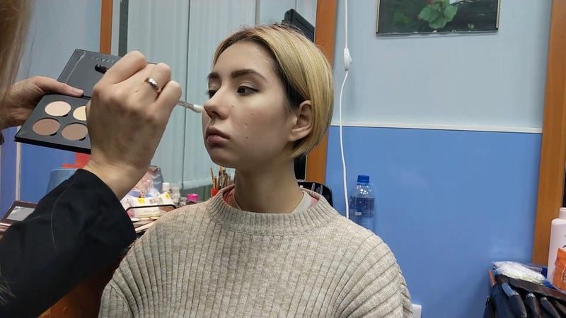 Как накраситься в офис особенности делового макияжа
