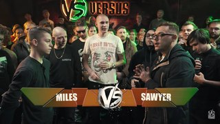 VERSUS: FRESH BLOOD 4 (Miles VS Sawyer) Отбор