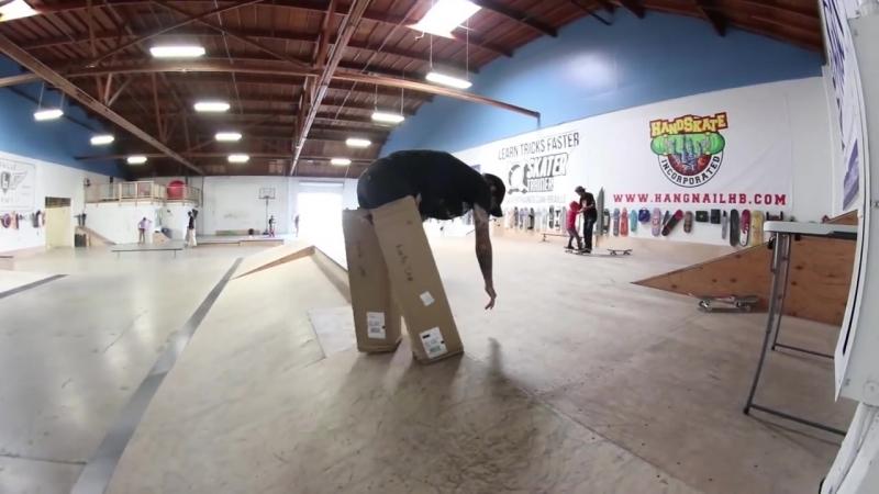 [Braille Skateboarding] BOX LIMBS STUPID SKATE