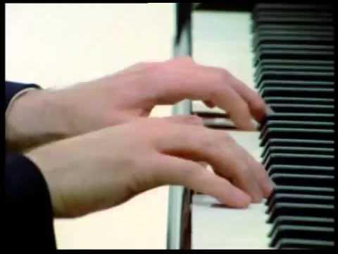 Gould plays Bach - Partita No. 6 in E minor (full)