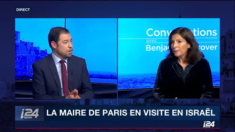 _Il y a un antisémitisme qui sest greffé sur de lantisionisme_ Anne Hidalgo, maire de Paris.mp4.mp4