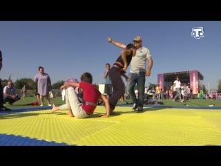 Фестиваль крымскотатарской культуры и творчества «Дервиза» состоялся в Симферопольском районе