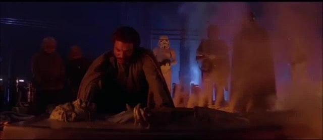 Star Wars - Stayin' Alive