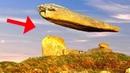 10 Таинственных МЕСТ, Где Гравитация Не РАБОТАЕТ