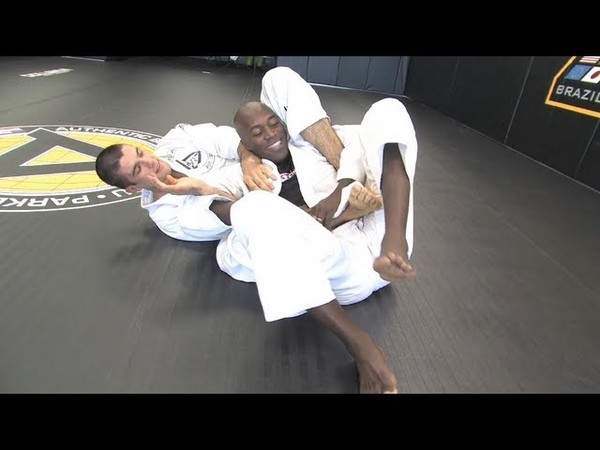Rener Gracie - The Art of Sparring