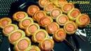 Мировая закуска Сосиски в тесте Шашлычки