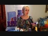 видео-отзыв об эссенции и креме для глаз Time Restore