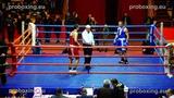 Riga Open 2014 Final 81 kg Nikita VERSOCKIS Latvia VS Artem MASLII Israel proboxing.eu