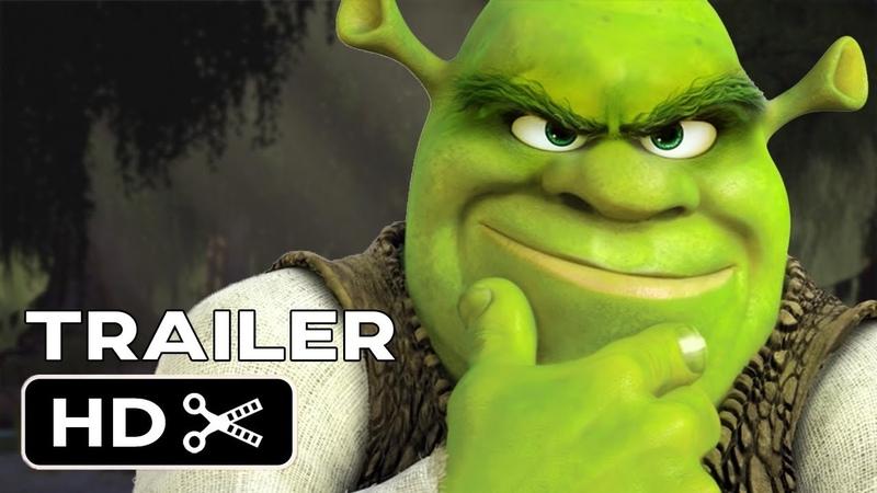 Shrek 5 2020 Reboot Teaser Trailer 1 Mike Myers Eddie Murphy Animated Movie