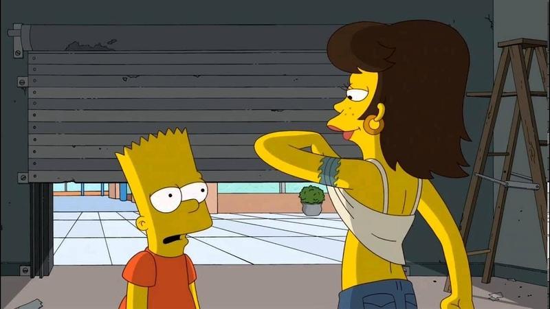 Барту показали грудь 16 - Симпсоны (1989)