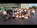 Some UK Lovatics made a video to show their support for @ddlovato due to the cancellation of her concert today in London.