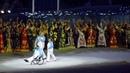 Как зажигали Паралимпийский Огонь в Сочи 2014 года. Ч. 1