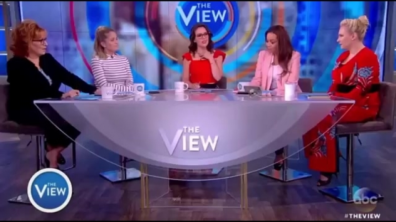 Alyssa Milano: People Are 'Wearing Their Racism On Their Sleeves' Because Of Trump   The View