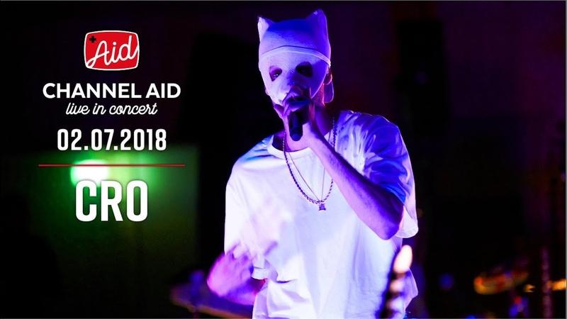 CRO - Melodie (live aus der Elbphilharmonie Hamburg) CALIC2018