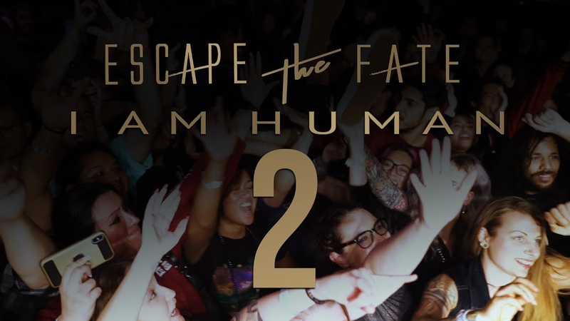 Escape the Fate - I Am Human 2 (Official Fan Video)