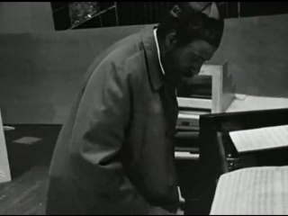 Thelonious monk_ straight, no chaser. русские субтитры.