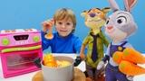 Zootropolis oyuncaklar