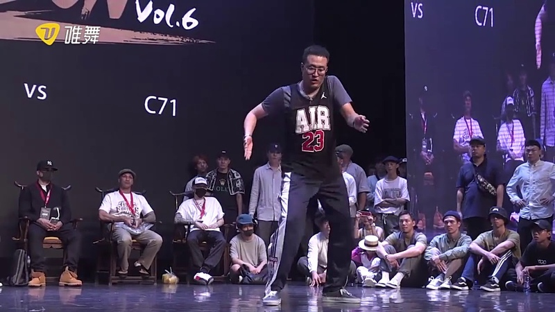Tai vs 安睿 Dance Vision vol 6 Popping Best 64